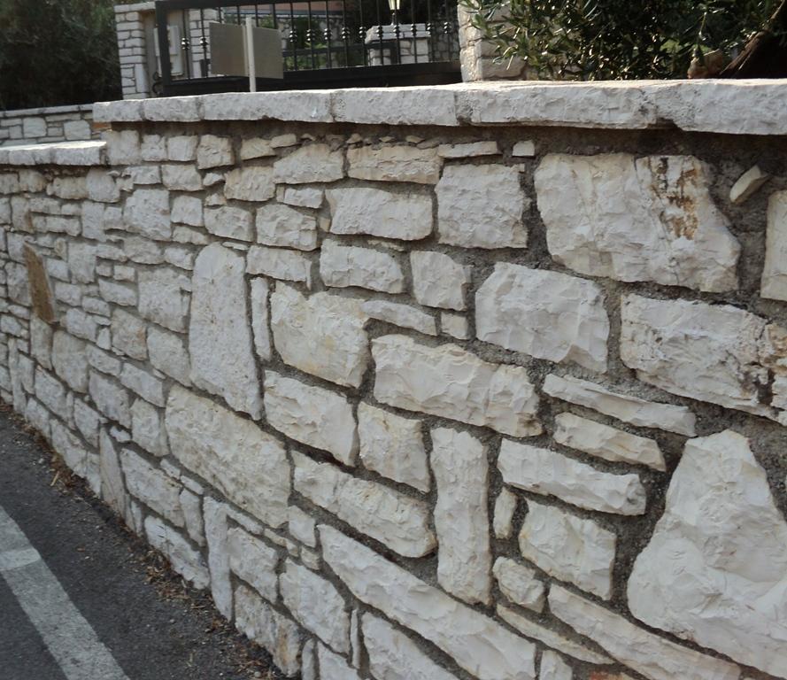 Piatra natural in zidarie