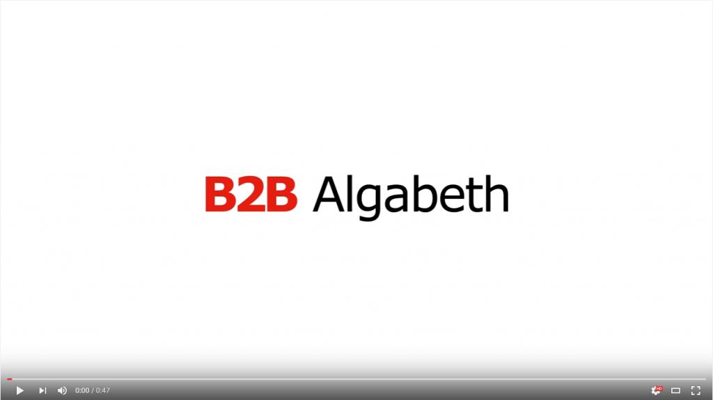 Algabeth platforma B2B YouTube